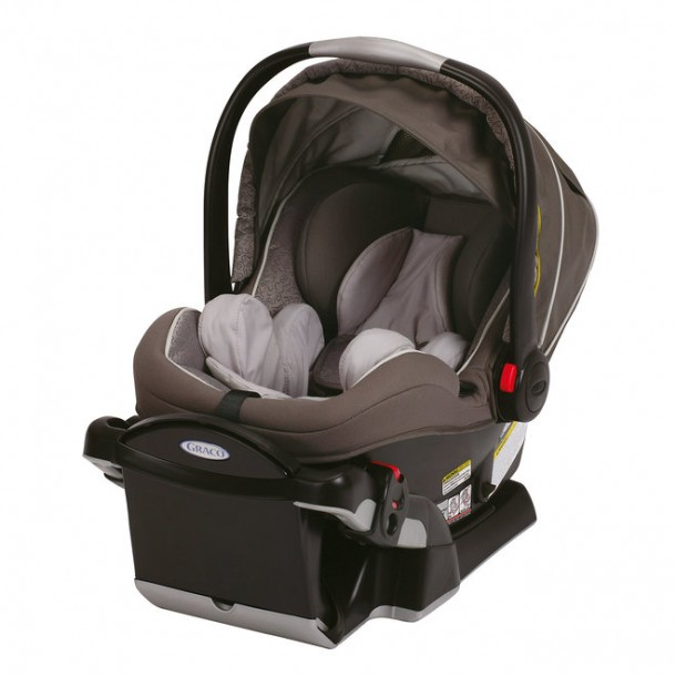 Graco SnugRide Click Connect 40 Event/Review and a $25 Babies R Us GC Giveaway! #GracoSafety