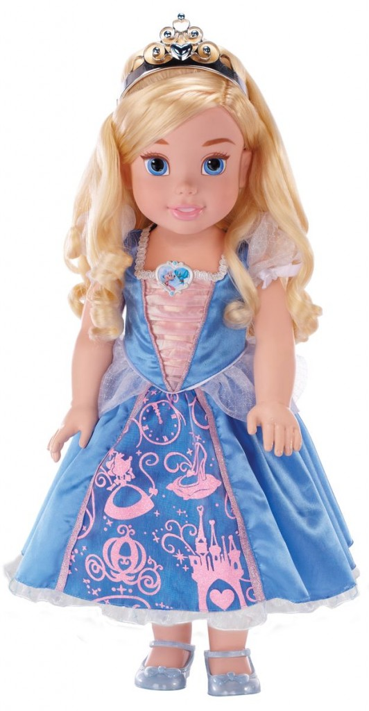 Cinderella Princess Doll Giveaway