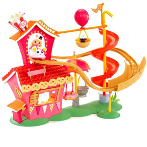 514343 main 300 Little Tikes Mini Lalaloopsy Silly Fun House Playset Review and Giveaway!