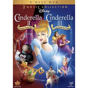518sd+xA8gL. SL500 AA300  Cinderella II and III: 2  Movie Collection now Available!