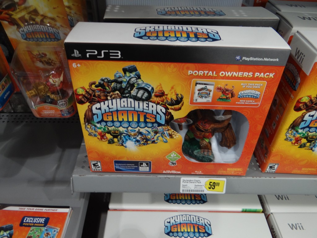 DSC07595 1024x768 Skylanders Giants Video Game Review!