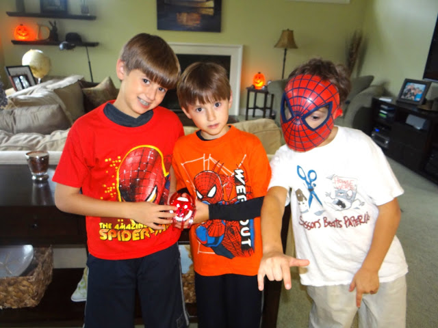 DSC07608 The Amazing Spider Man/ Vudu Party!! #SpiderManWMT #Cbias
