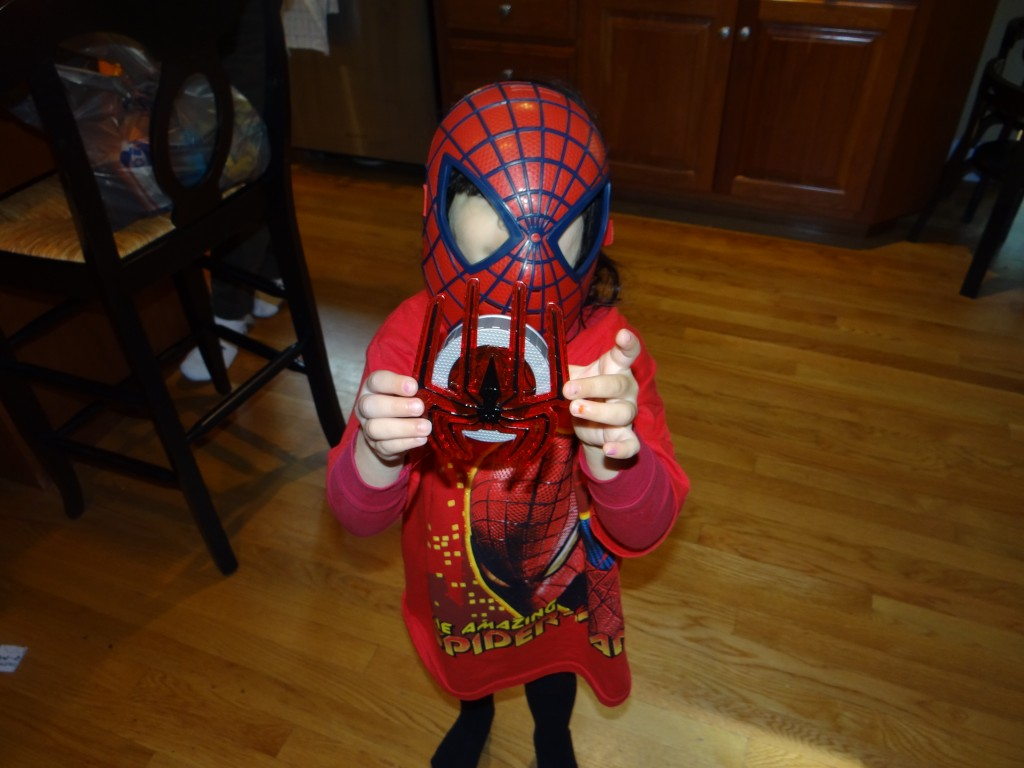 DSC07620 1024x768 The Amazing Spider Man/ Vudu Party!! #SpiderManWMT #Cbias