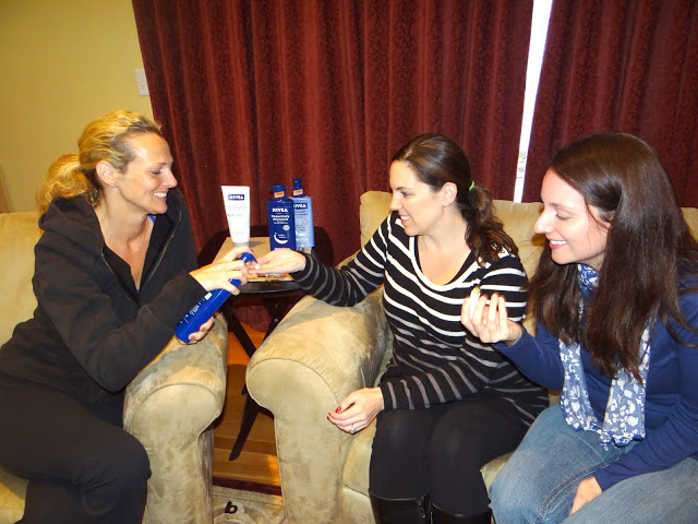 DSC07697 Having a NIVEA Girlfriend Spa Pampering Party! #NIVEAmoments #Cbias