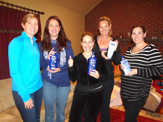 DSC07716 Having a NIVEA Girlfriend Spa Pampering Party! #NIVEAmoments #Cbias