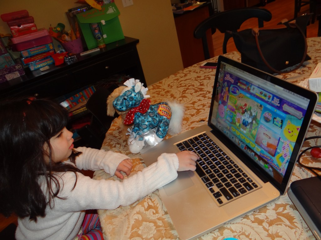 DSC07758 1024x768 Tons of Webkinz fun in my household!