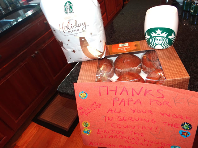 DSC07815 Honoring Veterans With The Perfect Starbucks Pairing #Cbias #DeliciousPairings