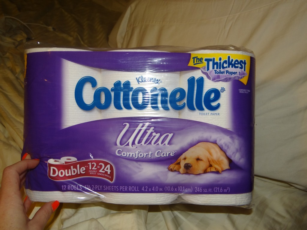DSC07850 1024x768 Cottonelle Care Routines and a #Giveaway (2 winners)