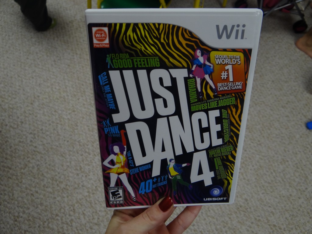 DSC07964 1024x768 Just Dance 4 Video Game for Wii Review! #UbiChamps #CleverJD4 #spon