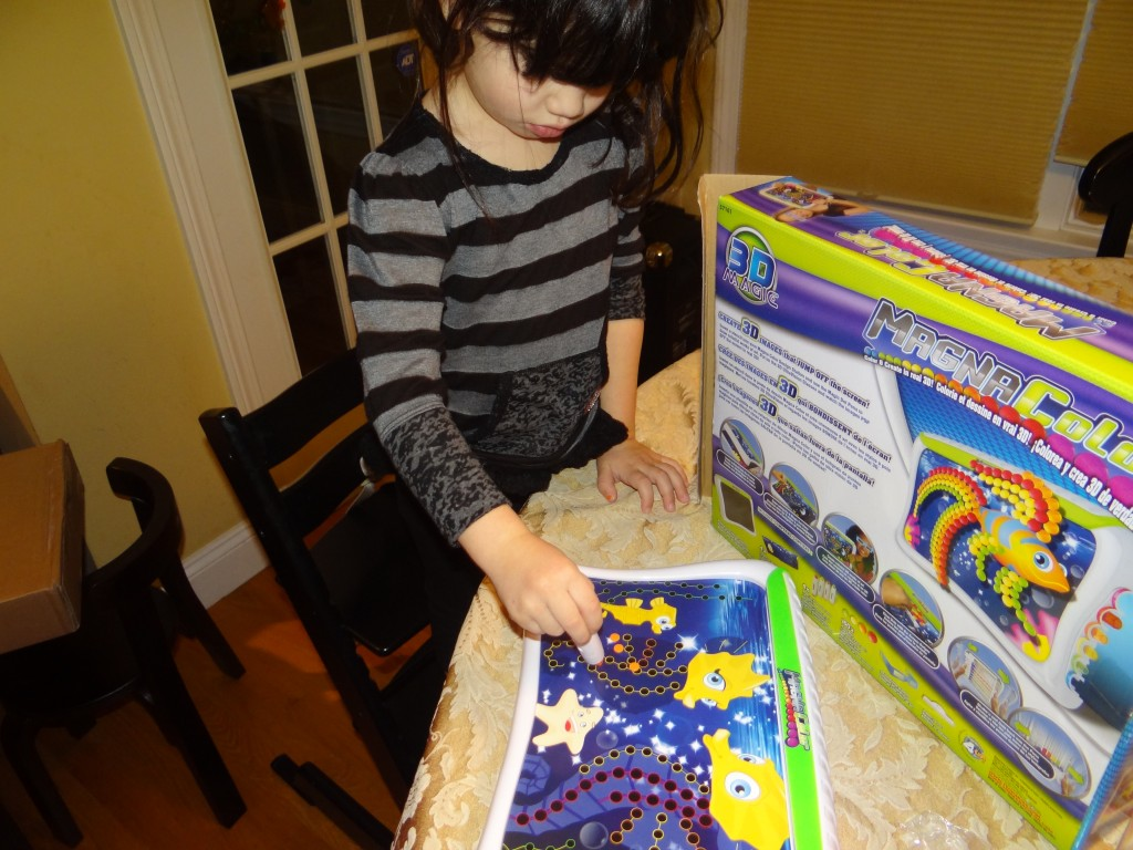 DSC08039 1024x768 Tech 4 Kids: Magna Color 3D Art Board Review