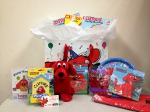 Clifford's Big 50th Birthday and The Big Clifford The Red Dog Giveaway (5 winners)