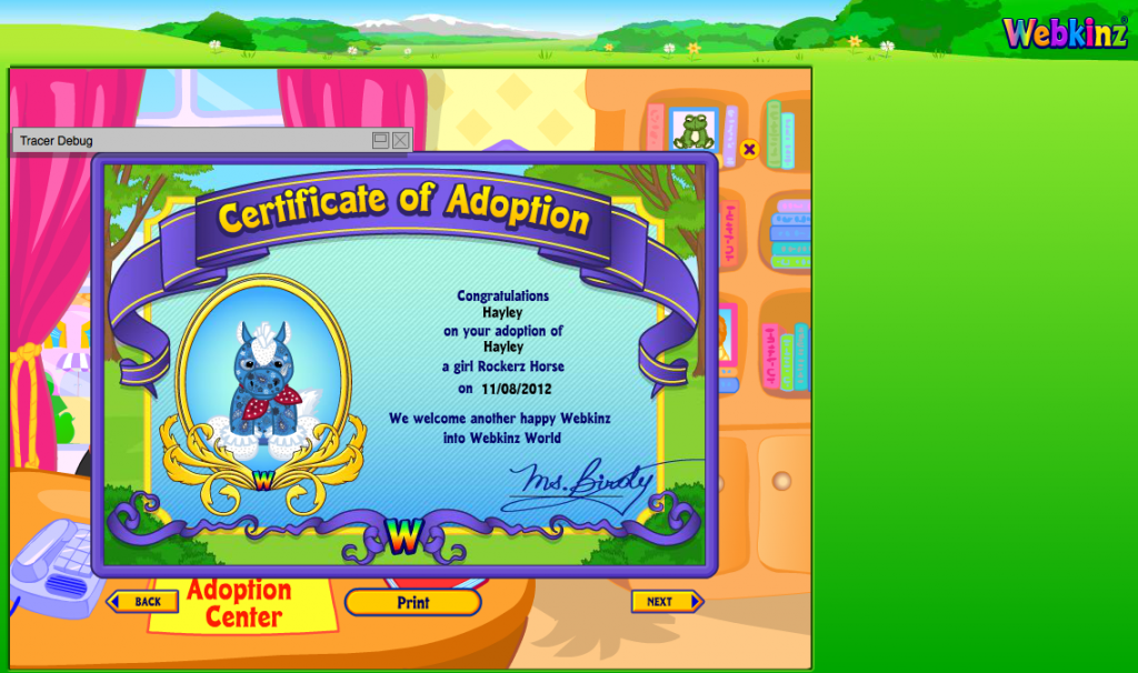 Screen Shot 2012 11 08 at 10.40.51 AM 1024x606 Tons of Webkinz fun in my household!