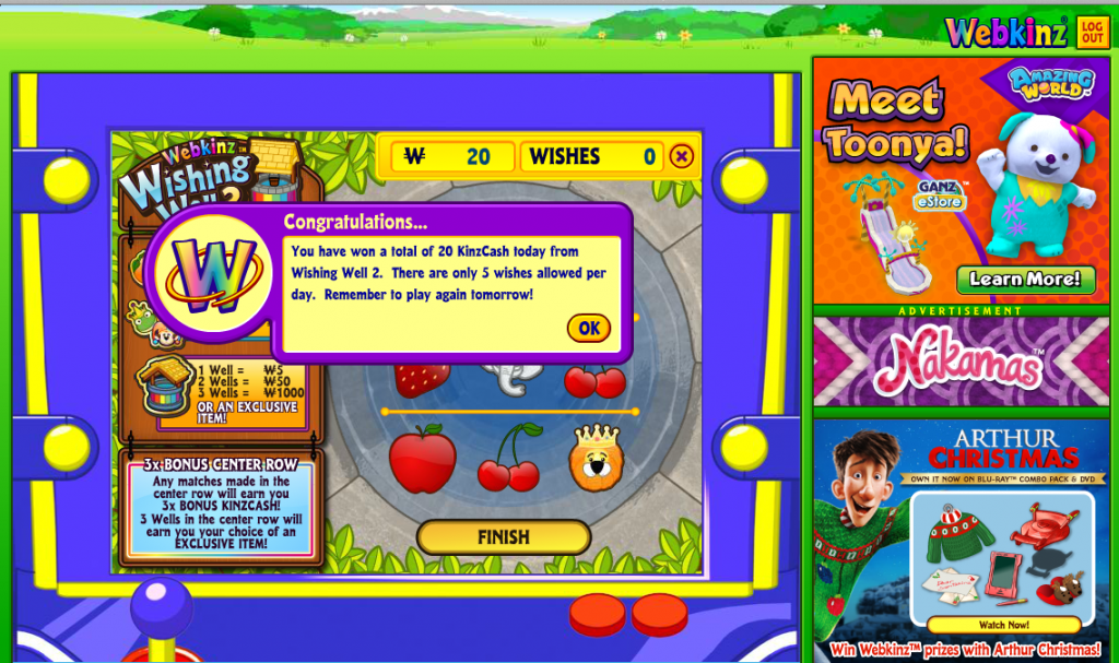 Screen Shot 2012 11 08 at 4.21.19 PM 1024x607 Tons of Webkinz fun in my household!