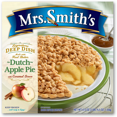 img sku deep dish dutch apple Mrs. Smiths Signature Deep Dish Pies Review and $50 William Sonoma Gift Card!