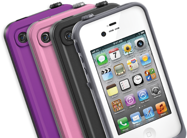 iphone 4 4S case LifeProof iPhone 4 and 4S Waterproof, Indestructible Case Review Giveaway