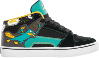 rvm vulc kids disney black blue grey thumb Phineas and Ferb Etnies Kids Shoes!