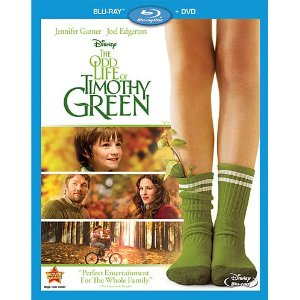51HE QjIJ0L. SL500 AA300  The Odd Life of Timothy Green now Available on DVD!