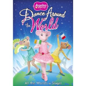 51sHN3YEexL. SL500 AA300  Angelina Ballerina, Thomas and Friends, Barney DVDs review/giveaway