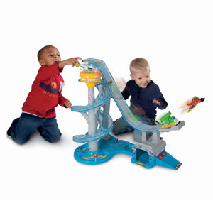 626210 main 300 Little Tikes Big  Adventures Action Fliers Huge Airport Play Set Review Giveaway!