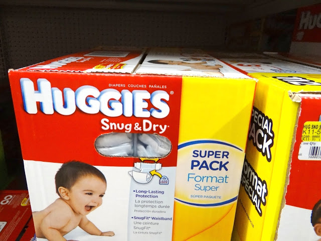 DSC08117 We Love Huggies Snug and Dry Diapers in our Household! #HuggiesWalmart #Cbias