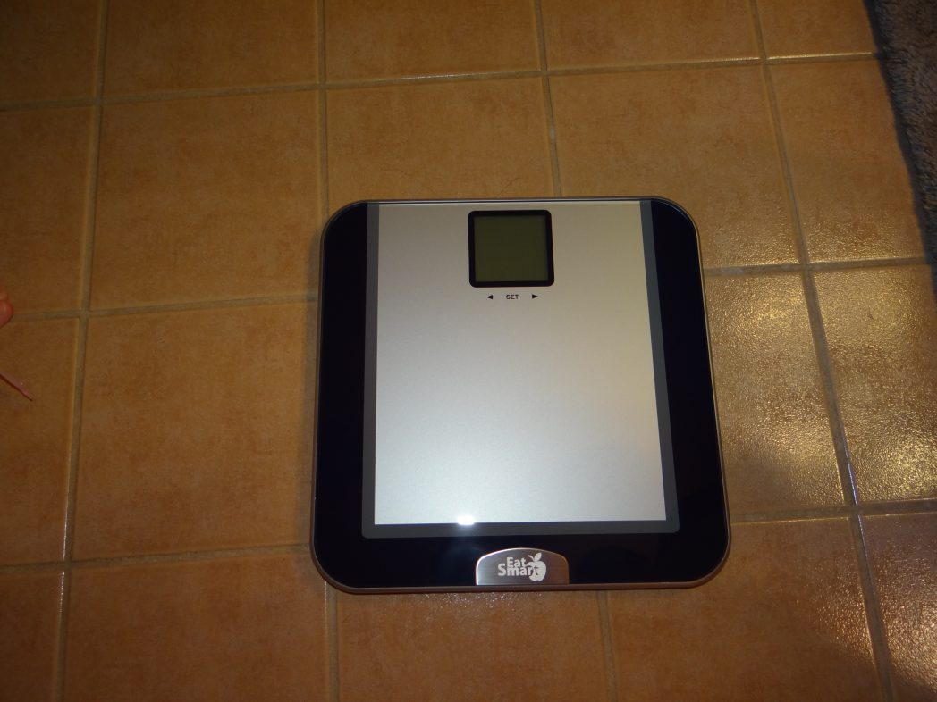 eatsmart precision tracker digital bathroom scale review! - the
