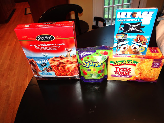 DSC08345 Having a Fun Family Night With Stouffers and Ice Age 4 #time4famly #cbias