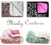 Minky Couture Blankets Review Giveaway
