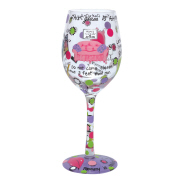 MommysTimeOutWineGlass Designs by Lolita Review