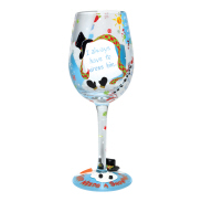 WhoNeedsASnowmanWineGlass Designs by Lolita Review