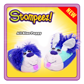 allbluepuppy Stompeez Kids Slippers Review Giveaway!