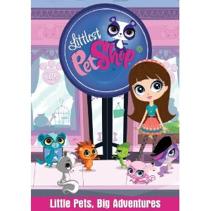 51fx5mqGTyL. SL500 AA300  Littlest Pet Shop: Little Pets, Big Adventure