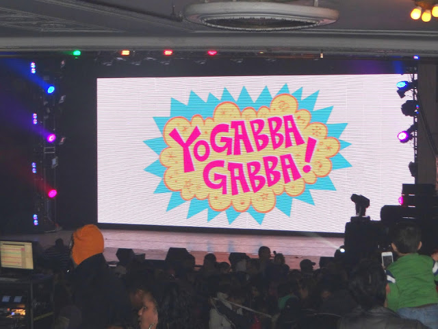 DSC091032 Yo Gabba Gabba! Live! Get the Sillies Out Tour Review!
