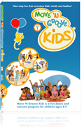 dvd vol1 Move N Groove Kids DVD 3 pack set Review Giveaway