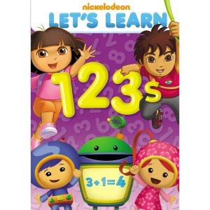 lets learn Let's Learn 123s and Let's Learn ABCs
