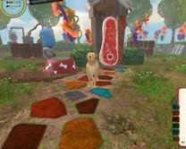 SqueeDogs: A fun game to promote positive values!
