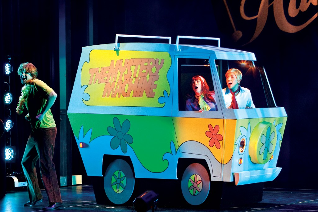 110707 ScoobyDoo 173 1024x682 Scooby Doo Live: Musical Mysteries  4 pack ticket #Giveaway  PPAC, RI!