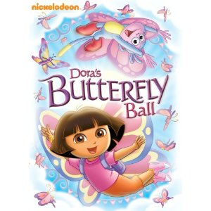 516fdrHJrHL  SL500 AA300  Dora the Explorer: Doras Butterfly Ball!