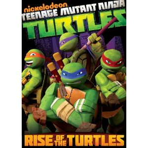 51kus9iU GL. SL500 AA300  Teenage Mutant Ninja Turtles: Rise of the Turtles