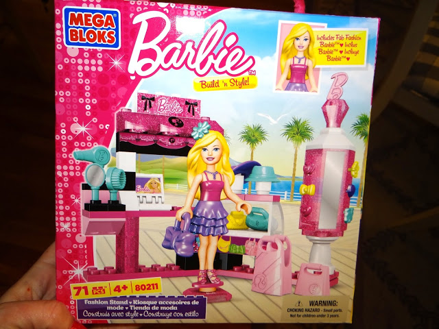 DSC093181 We Had a Mega Bloks Barbie Party! @MegaBloks #Barbie