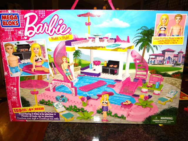 DSC093191 We Had a Mega Bloks Barbie Party! @MegaBloks #Barbie
