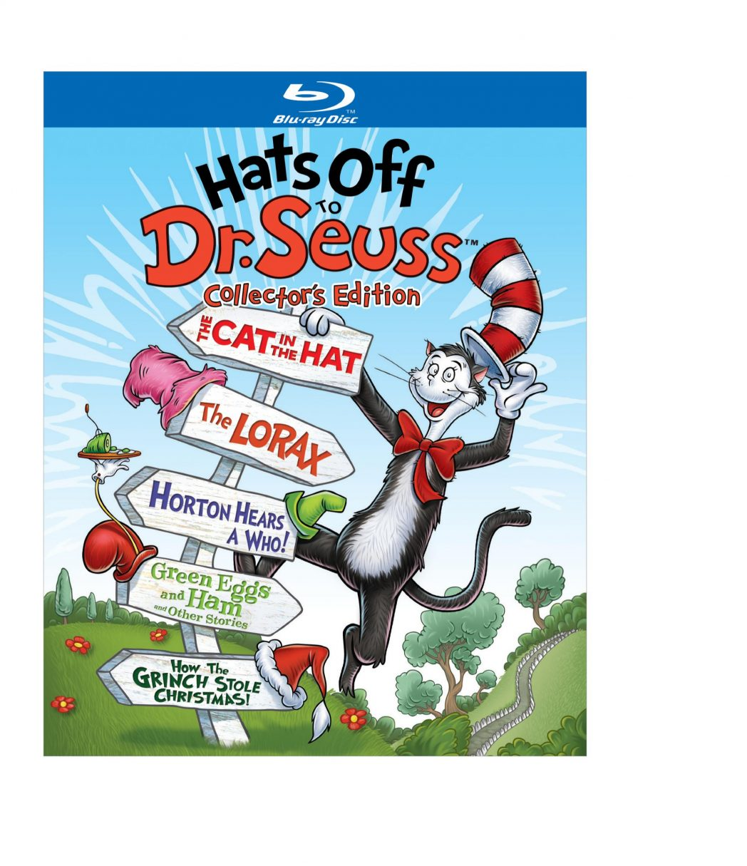 Hats Off To Dr. Seuss Collector's Edition