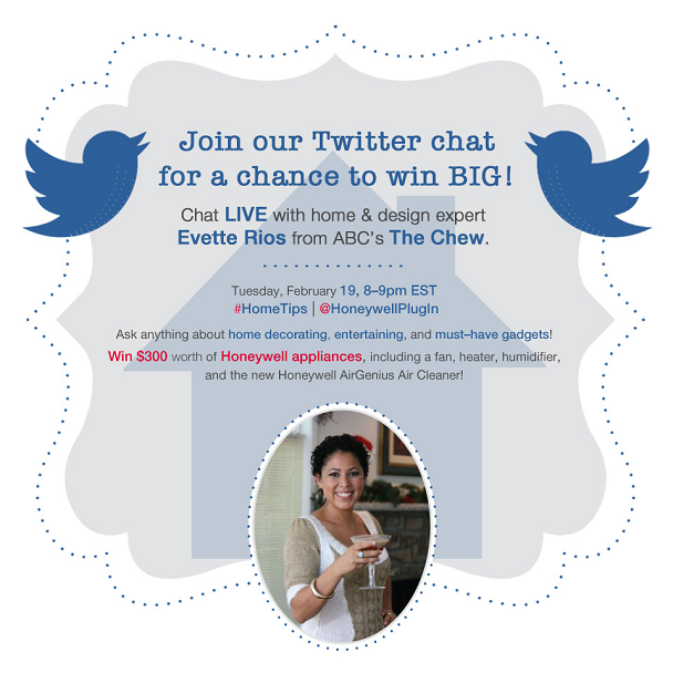 image0011 Twitter Chat with Design Expert Evette Rios from ABC's The Chew
