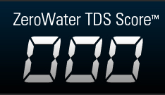 tds icon ZeroWater Filter to my Rescue!
