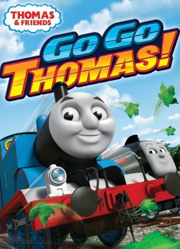51jYP+7WhsL. SX500  Thomas and Friends, Barney, Angelina DVDs Review Giveaway!