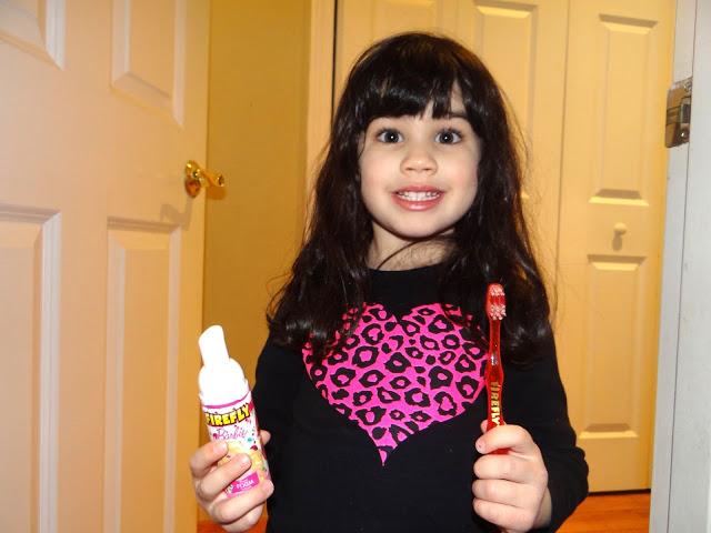 DSC09716 Promoting Good Oral Hygiene with Firefly Toothpaste Foam and Toothbrush! #cbias
