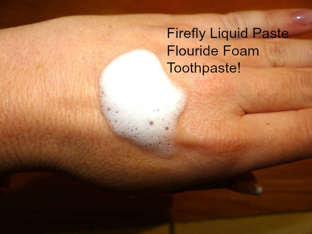 DSC09725 Promoting Good Oral Hygiene with Firefly Toothpaste Foam and Toothbrush! #cbias