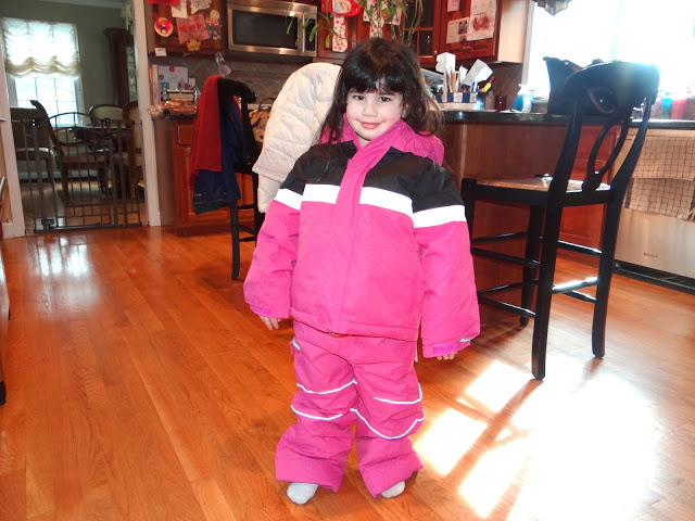 DSC097411 One Step Ahead Cozy Cub Snow Jacket and Pants Review Giveaway!