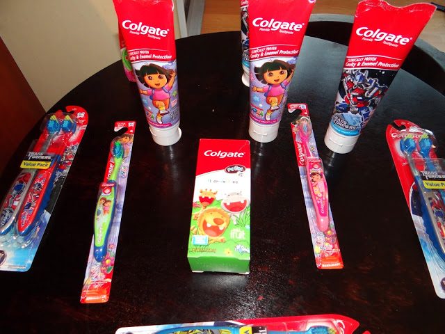 DSC09862 The Importance of Supporting Good Oral Health! Colgate Bright Smiles/Bright Futures #Colgate4Kids #cbias