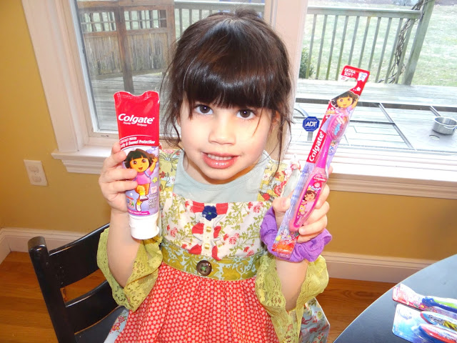 DSC09867 The Importance of Supporting Good Oral Health! Colgate Bright Smiles/Bright Futures #Colgate4Kids #cbias