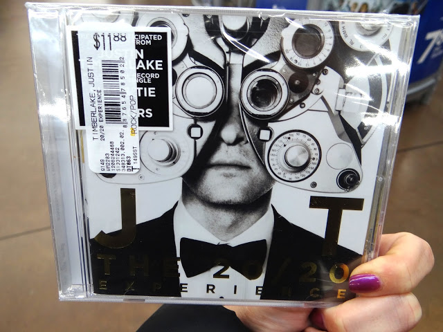 DSC099161 Justin Timberlake is back and better than ever!! JT The 2020 Experience CD! #JT2020 #cbias